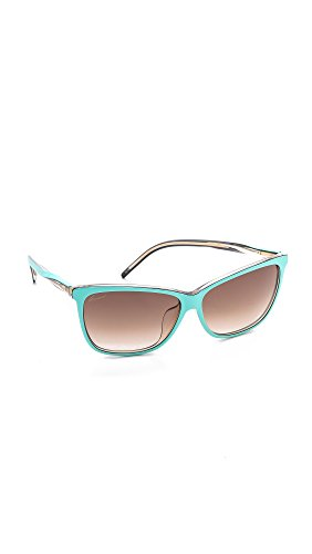 Gucci – GG 3663/F/S ASIAN FIT, Oversize, Acetat, Damenbrillen, TURQUOISE BLACK BEIGE/BROWN SHADED(0WV/JD), 60/13/140